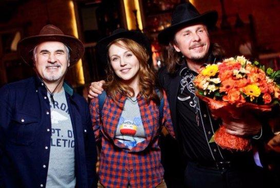 Альбина Джанабаева посетила светское мероприятие вместе с Валерием Меладзе