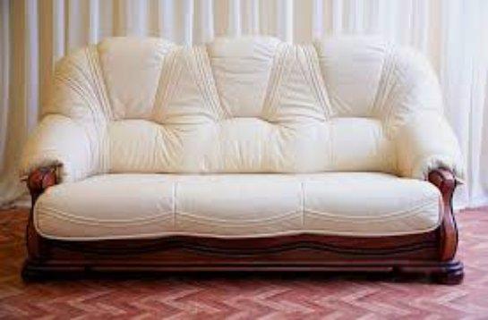 Очистка различных видов обивки мебели