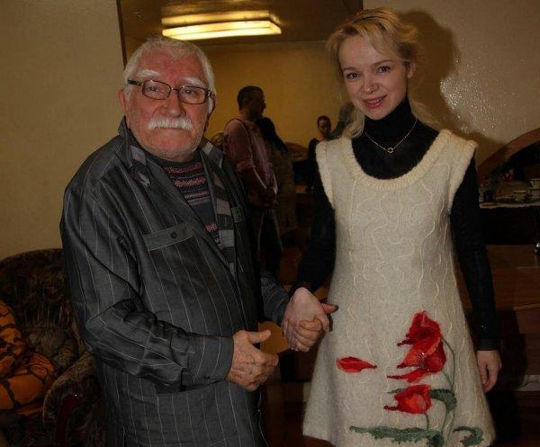 Цымбалюк-Романовскую не пускают в больницу к Джигарханяну