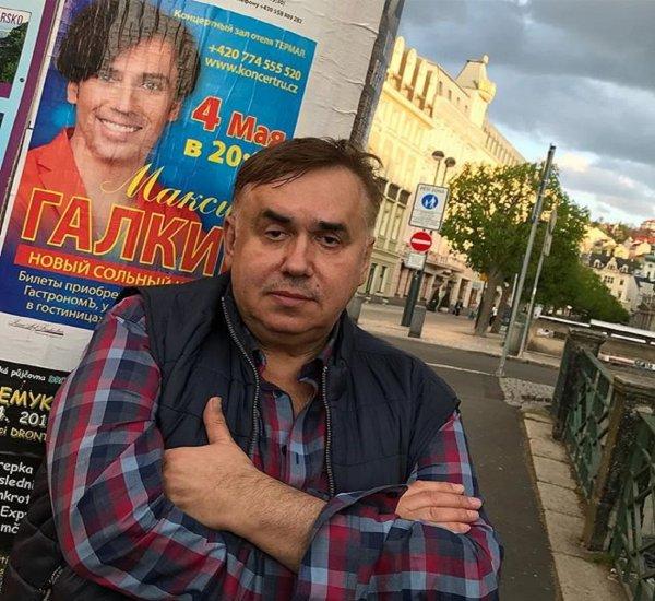 Садальский просит Эрнста убрать с Первого канала Галкина и Меньшову
