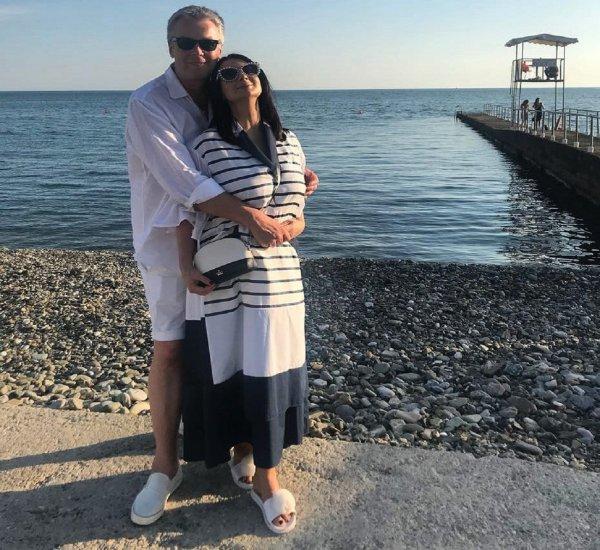 17-летняя дочь актеров Стриженовых стала мамой