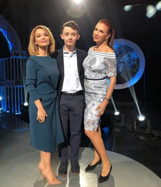 Эвелина Бледанс похвалила сына Ольги Орловой
