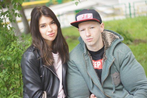 «Руки-базуки» Кирилл Терешин показал свою девушку