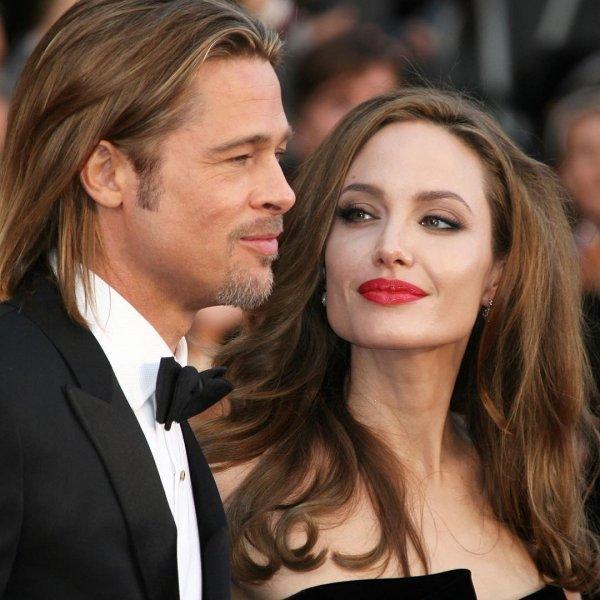 Джоли сделала официальное заявление о разводе с Питтом