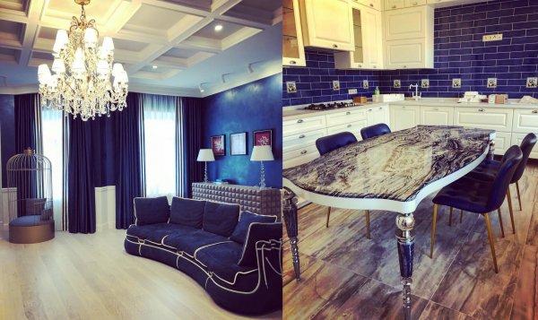 Елена Ваенга подарила родителям роскошный ремонт в квартире в честь Дня России