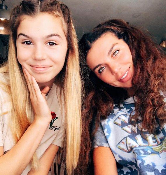 Старшая дочь Анны Седоковой растёт точной копией мамы