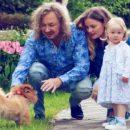 Фанаты умилились фото с дочерью Игоря Николаева
