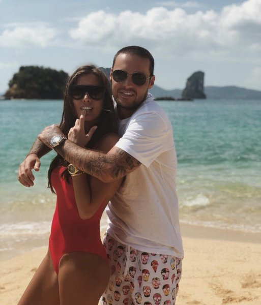 Кэти Топурия снова публично призналась в любви к рэперу Гуфу