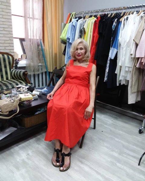 Мать Рустама Солнцева окрестили новой Мэрилин Монро
