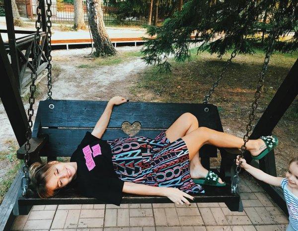 Фанаты Анны Хилькевич пытаются угадать пол второго ребенка по подсказкам актрисы