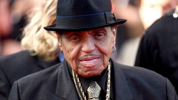 Отец Майкла Джексона скончался от рака