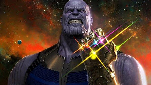 «Это я без фотошопа», - Илон Маск превратился в Таноса, и будет сражаться с Мстителями