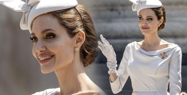 СМИ: Бред Питт вновь довел Анджелину Джоли до анорексии