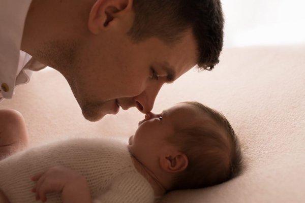 Ольга Рапунцель и Дмитрий Дмитренко показали новорожденную дочь и сказали ее имя