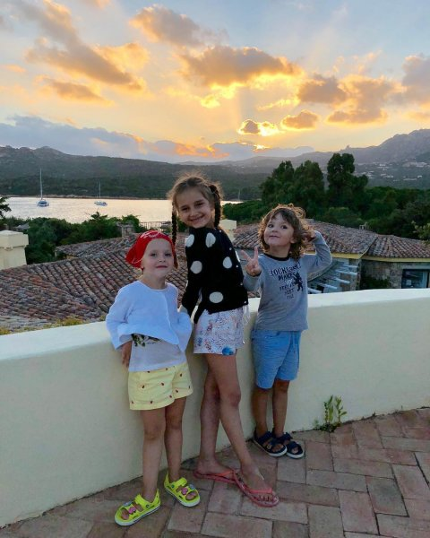 Дети и внуки Пугачевой