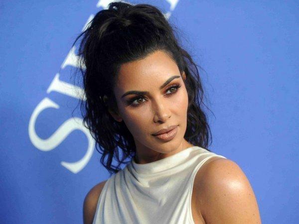 Ким Кардашьян призналась, что могла стать родственницей Майкла Джексона
