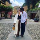 Наталья Водянова показала редкое романтическое фото с мужем