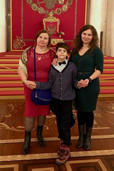 Экс-любовница Говорухина будет бороться за наследство режиссера ради их сына