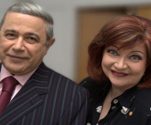 Имущество Петросяна и Степаненко арестовано на время бракоразводного процесса