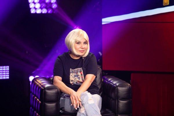 Марина Федункив на шоу «Деньги или позор» в образе Ольги Бузовой грозила расправой самой себе