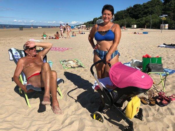 «Сексуальный животик»: Поклонники восторгаются фигурой 56-летней супруги Виторгана