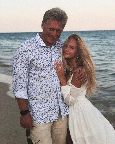 «Дочь вора и коррупционера»: Елизавета Пескова вызвала волну ненависти в соцсети