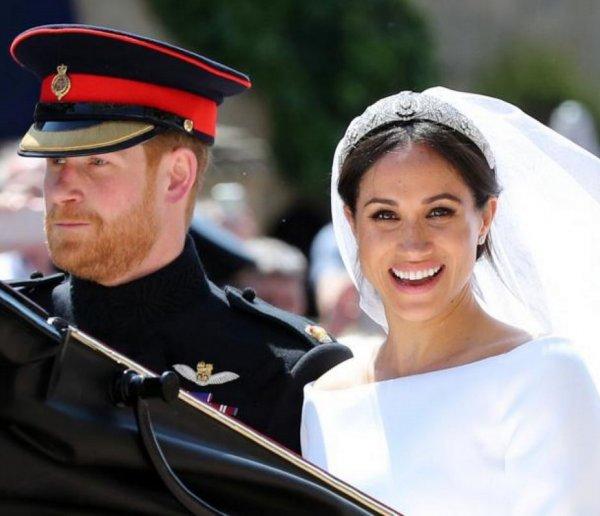 Отцу Меган Маркл не разрешили произнести речь на свадьбе дочери