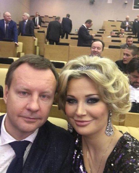Мария Максакова не позволила переступить порог дома матери погибшего мужа