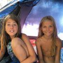 Несчастные дети: Алексей Панин призвал органы опеки обратить внимание на его дочь на нудистском пляже