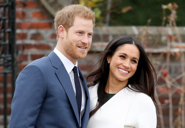 Журналисты нашли связь между Меган Маркл и бывшей девушкой принца Гарри