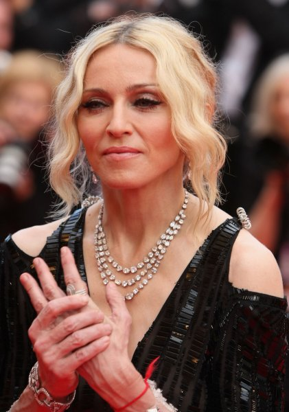 Мадонна встретила 60-летие в средневековом Маракеше