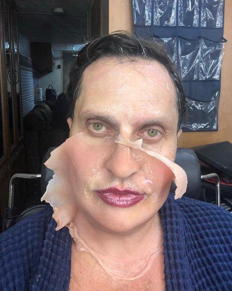 Александр, да на Вас лица нет!: Ревва решился снять свою маску