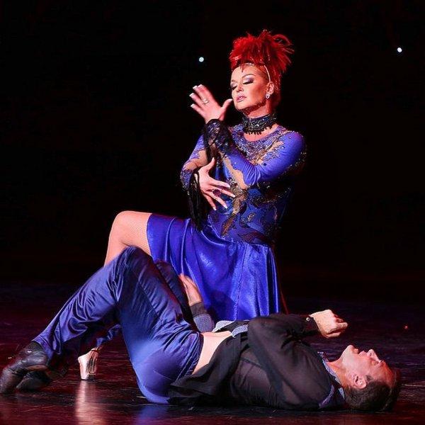 «Танец синего петуха»: В Сети высмеяли выступление Волочковой в балете «Мастер и Маргарита»