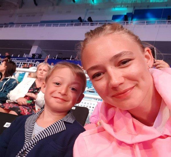 Оксана Акиньшина собирается оставить детей после развода у себя