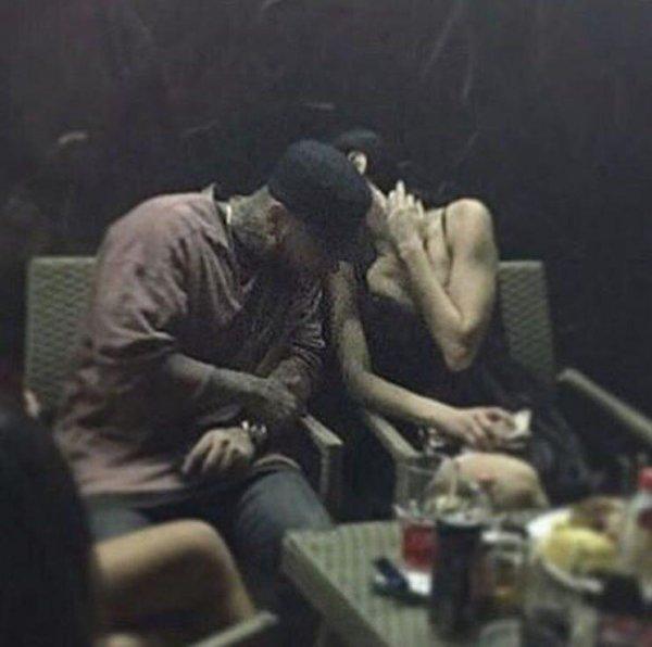 «Замена Решетовой»: Тимати застали с новой любовницей
