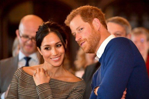 Астролог назвала семью принца Гарри и Меган Маркл прочной и счастливой