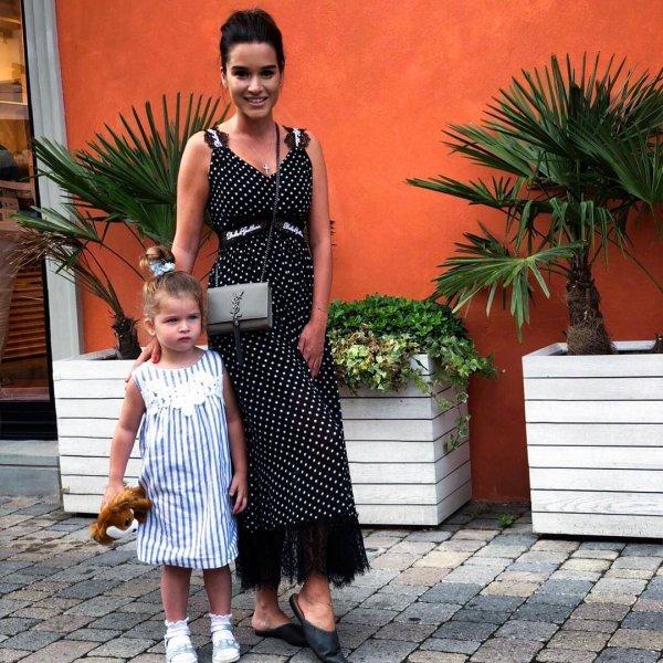 «Мамина ксерокопия»: Ксения Бородина шокировала сходством с дочерью