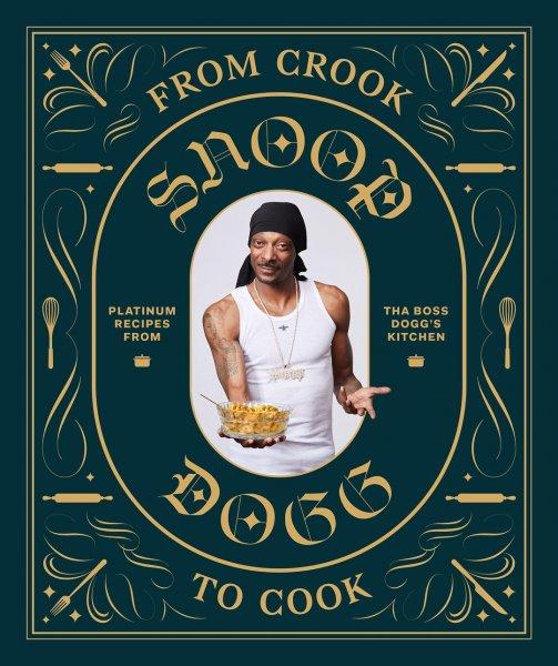 Рэпер Snoop Dogg написал книгу о кулинарии