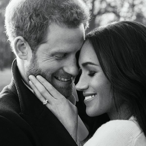 «Пополнение в семье»: Принц Гарри и Меган Маркл завели домашнего питомца