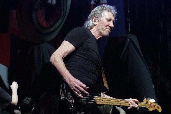 Основатель рок-группы Pink Floyd Роджер Уотерс попал в базу данных «Миротворца»