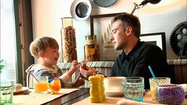 Дмитрий Шепелев познакомил сына Платона с будущей мачехой