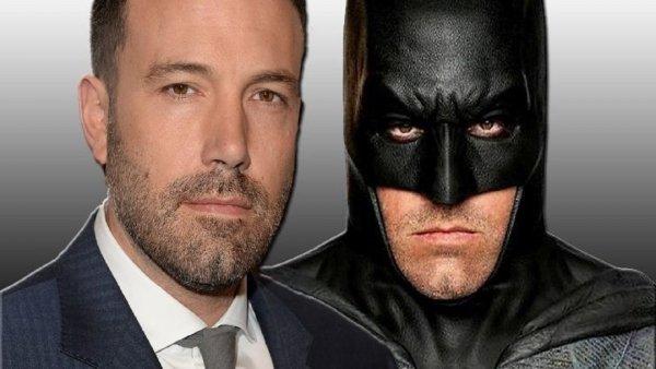 Бен Аффлек может потерять роль Бэтмена из-за проблем с алкоголем и дорогостоящей страховки