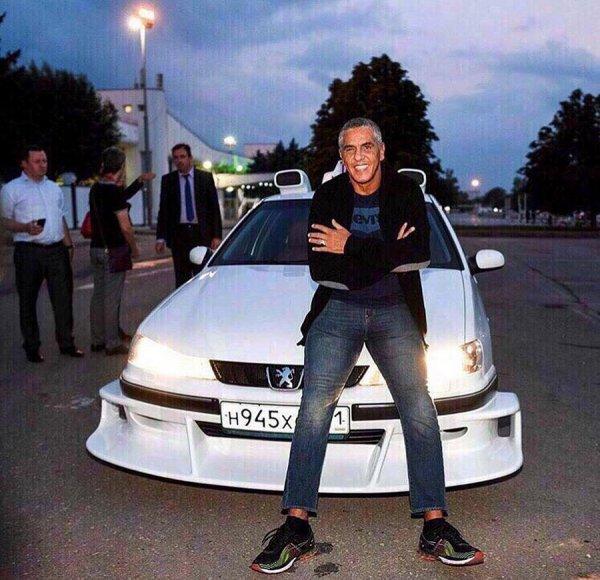 «Расшибу вам головешку»: Звезда «Такси» Сами Насери угрожал расправой блогеру