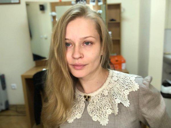 Юлия Пересильд серьёзно пострадала во время взрыва