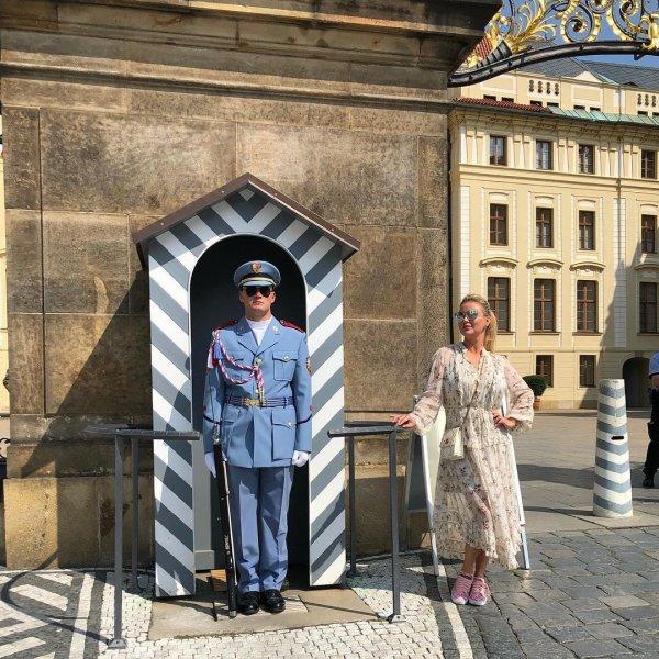 Повелась на иностранца: Анна Семенович нашла нового жениха в Праге