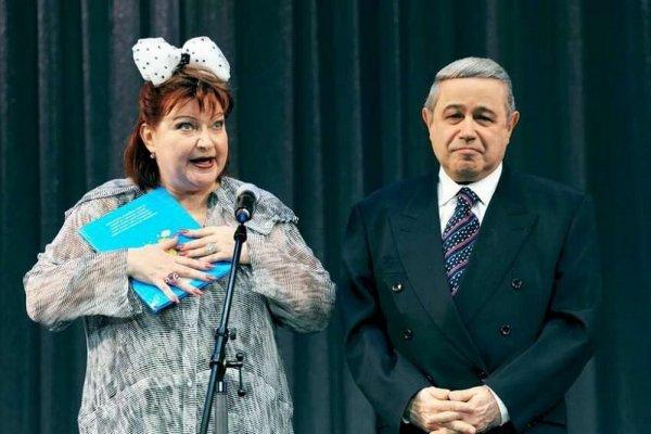 Степаненко претендует на «Оккультизм и сексуальность» при разделе имущества с Петросяном