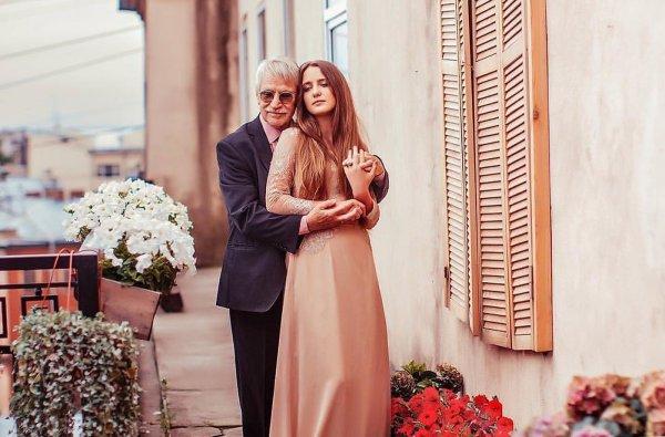 Иван Краско и его молодая супруга расстанутся мирно