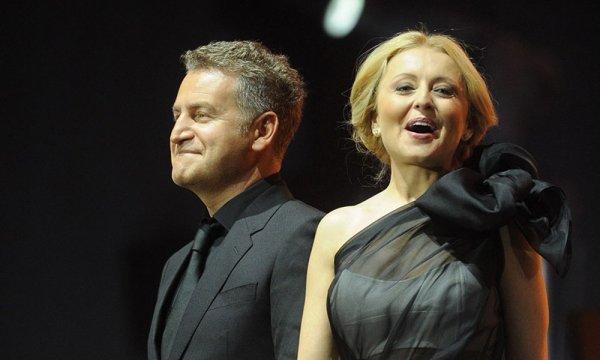 Агутин и Варум спели общую песню после слухов об изменах музыканта