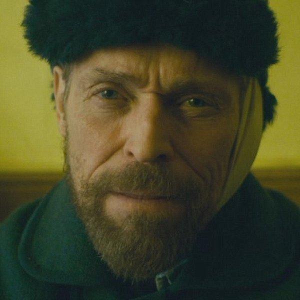 В Сети показали трейлер фильма «Ван Гог. На пороге вечности»