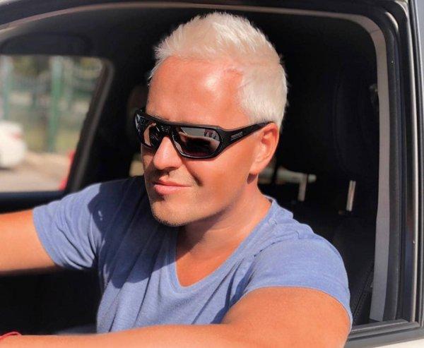 Витас удивил поклонников новым имиджем, став блондином